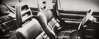 Volvo 244 GL Oldtimer Innenraum